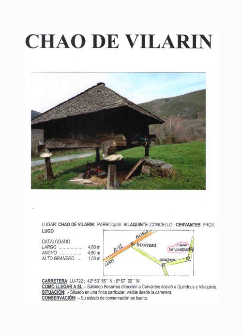 CHAO DE VILARIN A