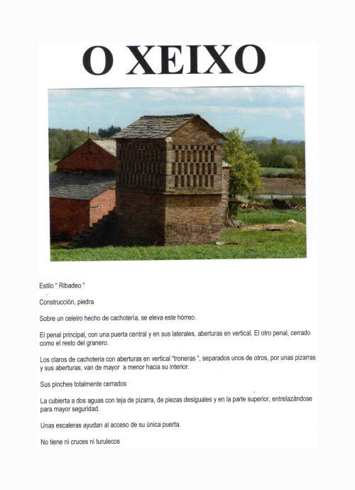O XEIXO B